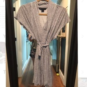 French Connection Wrap Dress